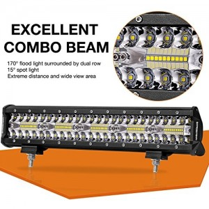15'' 300W Combo LED Work Light
