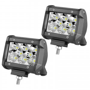 4'' 128W LED Pods Combo Light