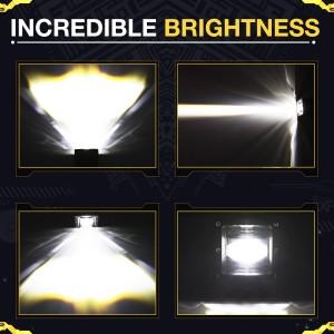 2pcs 3'' 48W SAE Fog Lights