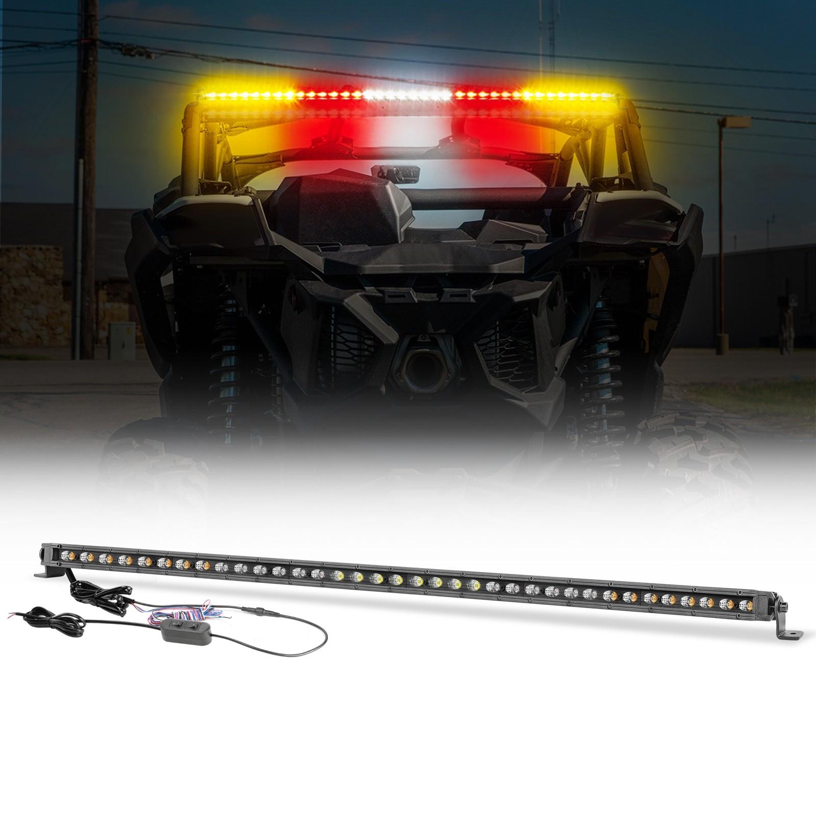 "37"" Rear LED Chase Light Bar"