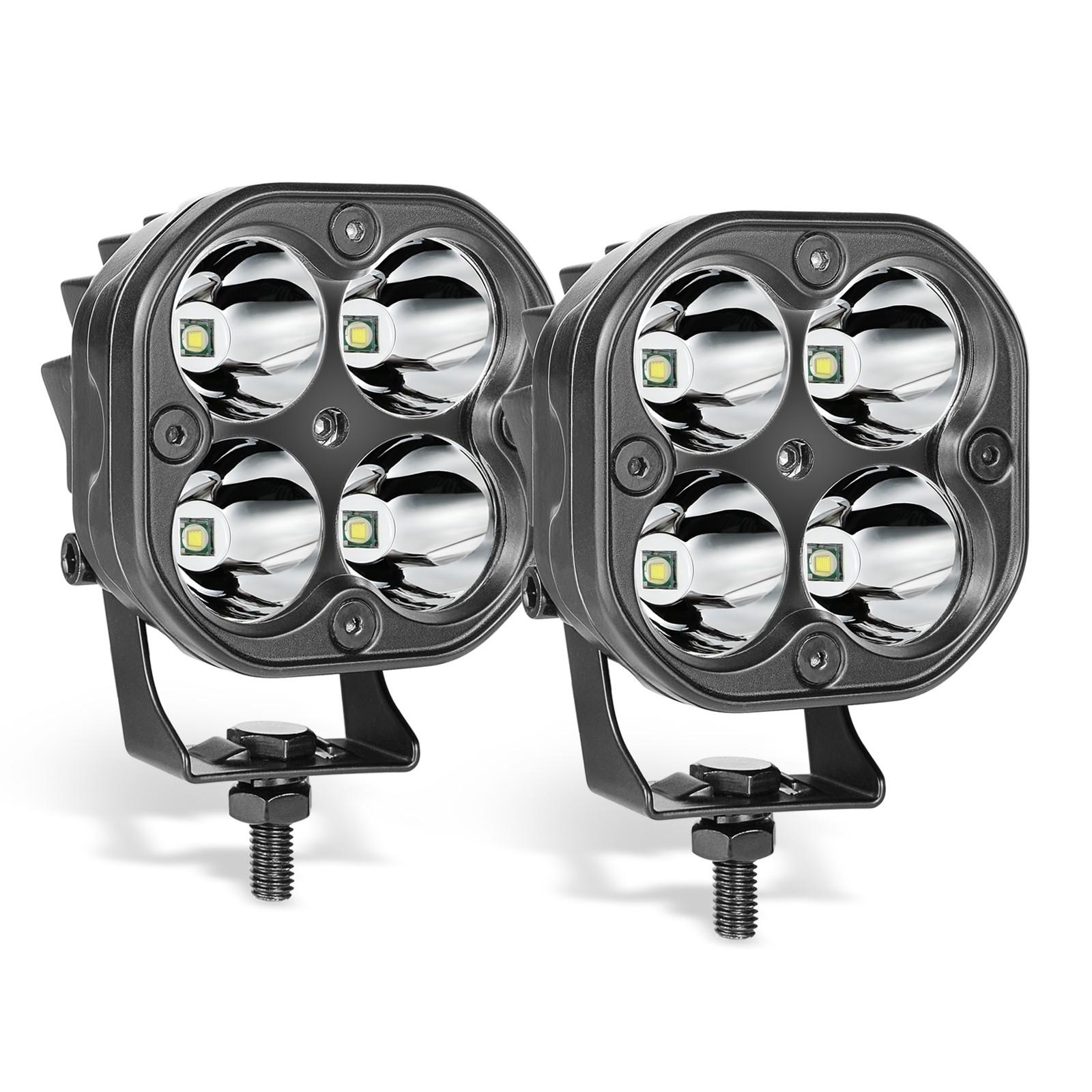 3 Inch 80W Spot LED Cubes