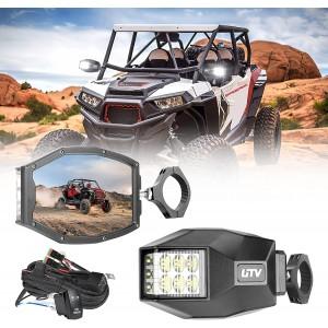 LED Sideview Mirror Kit