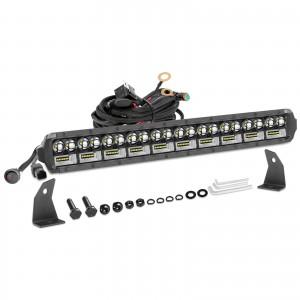 20 Inch LED Light Bar, OFFROADTOWN 270W LED Driving Light Spot Flood Combo Beam Off Road Light Bar Fog Lights for Truck Vehicle ATV UTV SUV Ford Boat