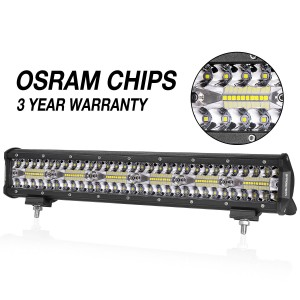 18'' 360w Combo LED Light Bar