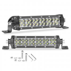 6'' 120W  Slim LED Pods Combo Light